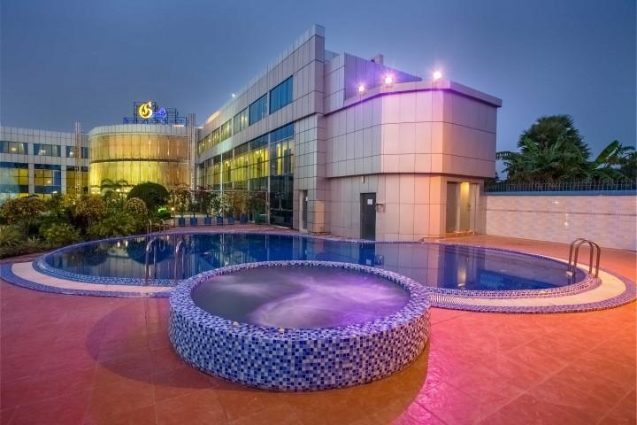 Kuakata Grand Hotel & Sea…